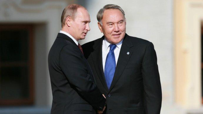 За что Путин ценит Назарбаева