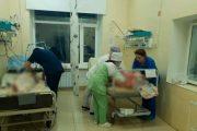 Костанайские врачи рассказали о состоянии пострадавших в пожаре