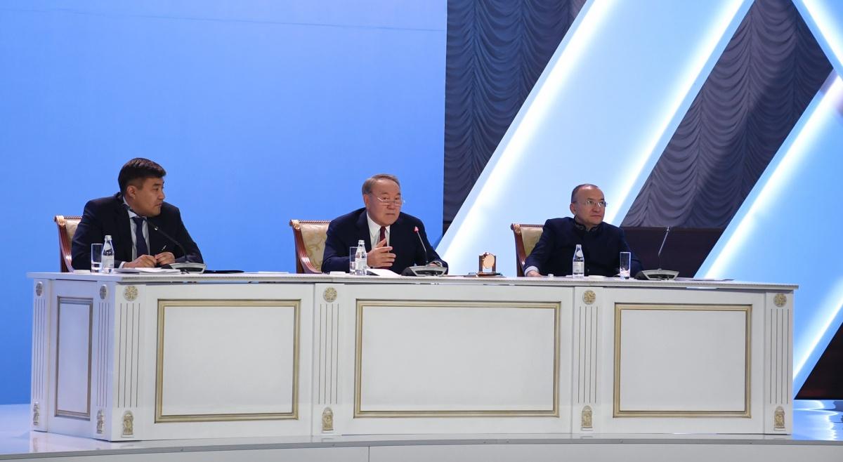10 шагов для построения гражданского общества в Казахстане и звездный час Дархана Калетаева