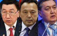 Какую цену заплатил Айдарбаев за пост главы «КМГ»? Что получит Мамин за потерю «КТЖ»? Ашимбаев о назначениях ноября