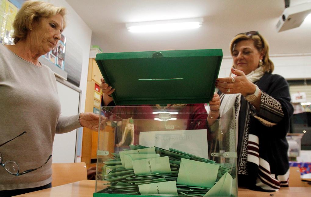 Испанские социалисты побеждают на выборах в Андалусии