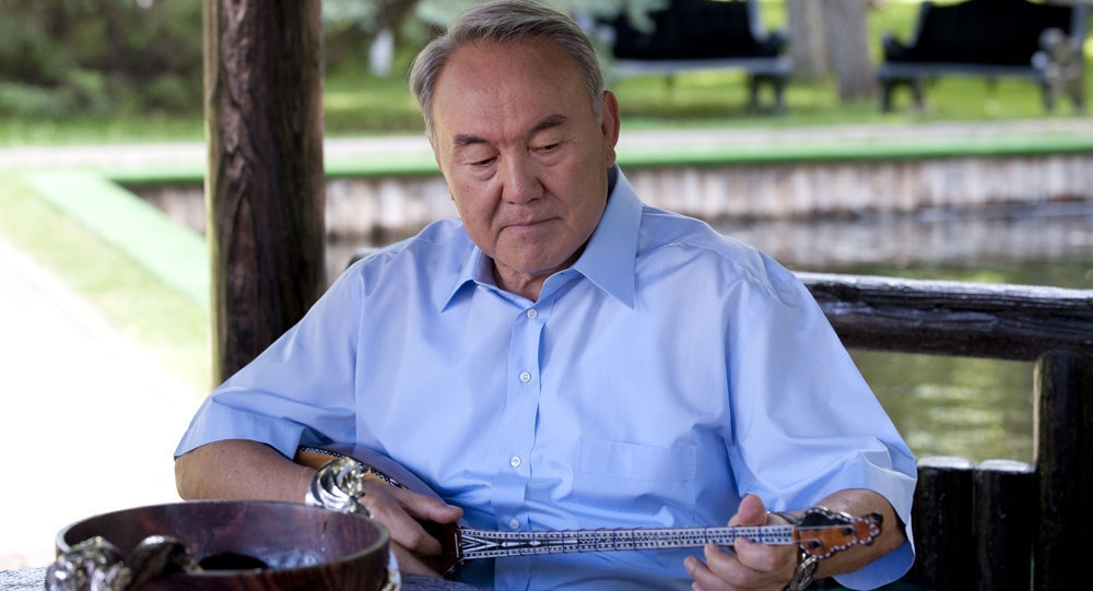 1 декабря в Казахстане празднуют День первого Президента