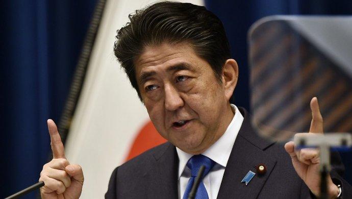 Абэ поклялся на могиле отца поставить точку по проблеме Курил