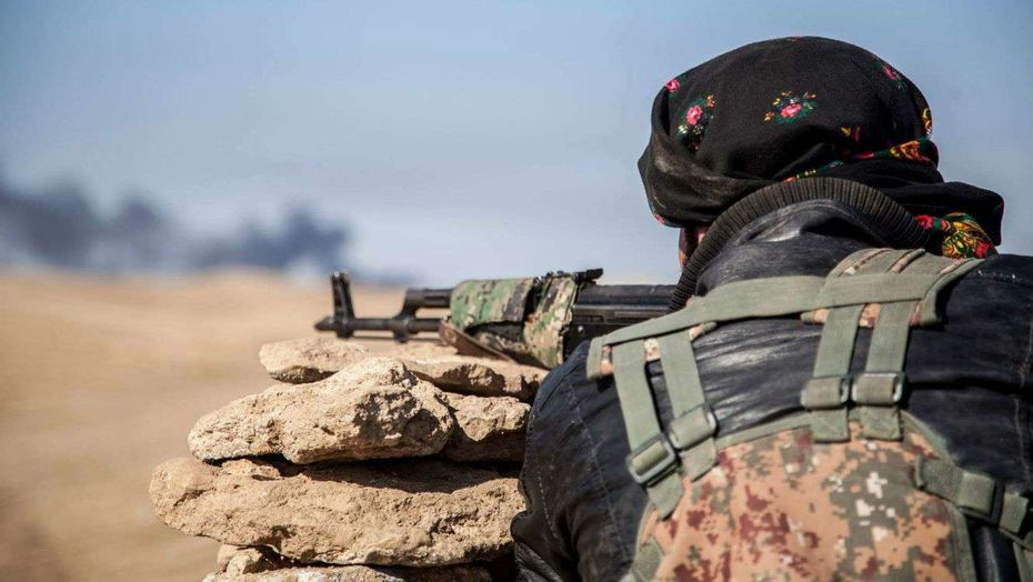 В Сирии курды взяли в плен восьмерых боевиков ИГИЛ. В их числе гражданин Казахстана
