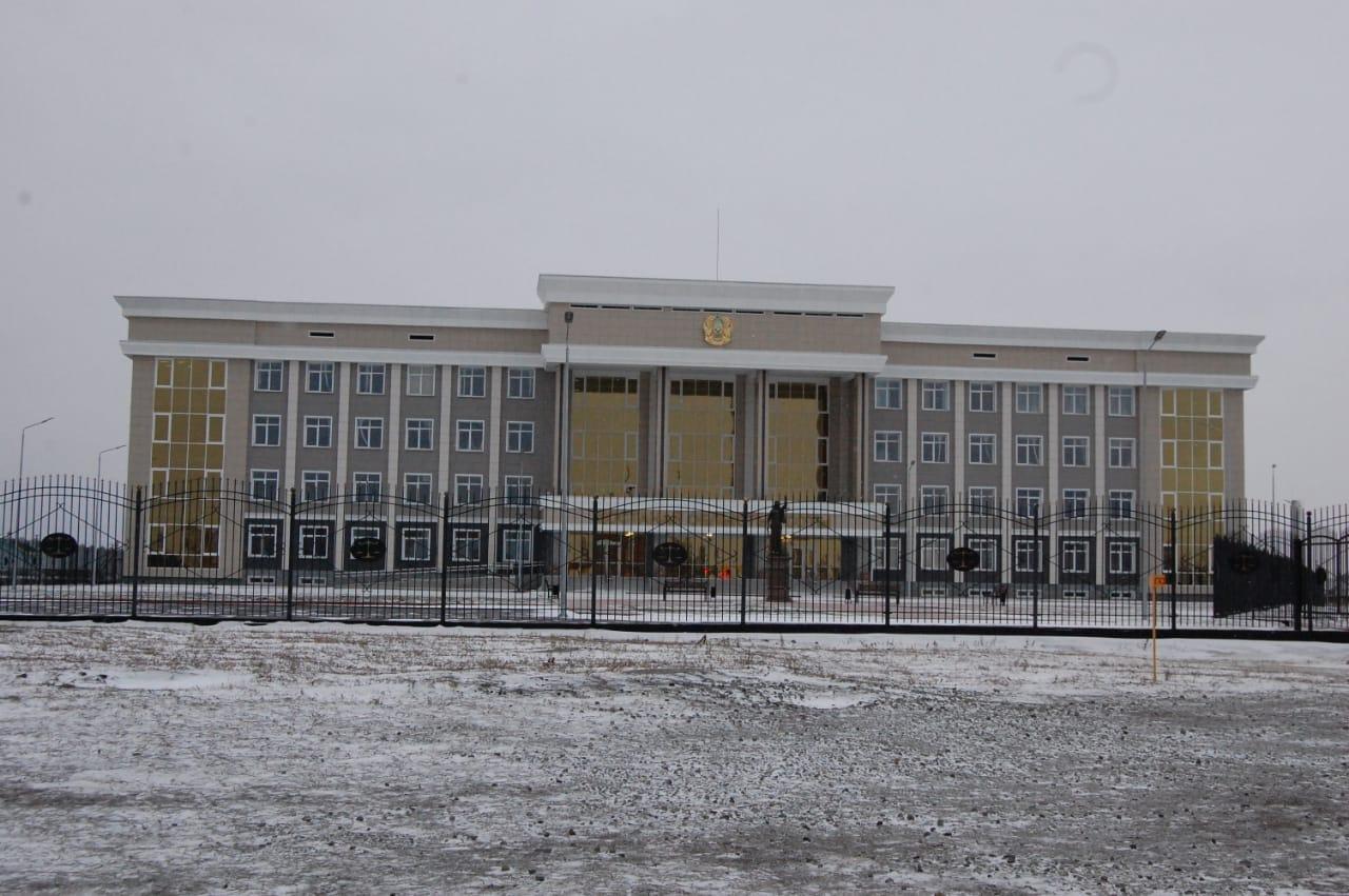 Фирму, по вине которой был сорван срок сдачи нового здания Костанайского областного суда, РГП «Енбек» не хочет вносить в черный список