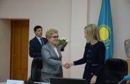 В Костанайском государственном университете им. А. Байтурсынова официально представили нового ректора