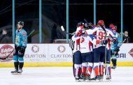 Впервые в истории казахстанские хоккеисты выиграли Континентальный кубок