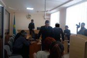 Жаслана Рамазанова, обвиняемого в самоуправстве, приговорили к двум годам ограничения свободы