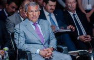 Минниханов встретился с заместителем премьер-министра Казахстана на ВЭФ