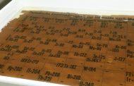 Найдена самая старая таблица элементов в истории
