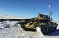 Как выглядит новейшая версия модернизированного в Казахстане танка Т-72А
