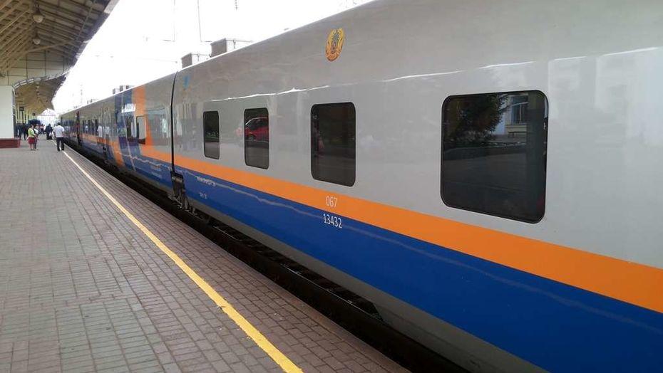 Поезд «Тальго» сломался из-за морозов. Состав шесть часов простоял на станции