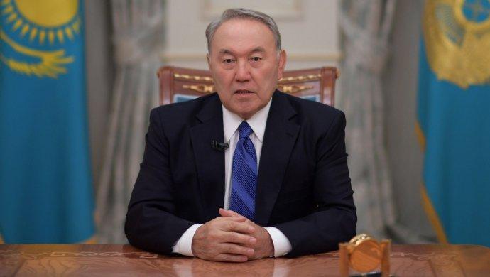 Назарбаев сделал заявление по поводу своего обращения в Конституционный совет