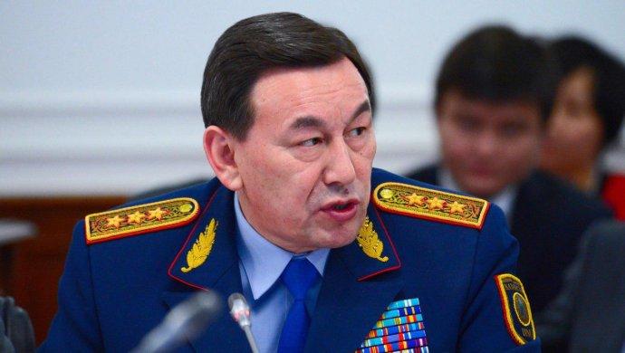 Куда ушел Касымов