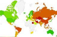 Казахстан попал в мировой рейтинг по качеству жизни