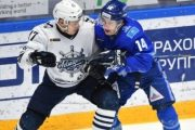 «Барыс» сыграет с «Адмиралом» в матче с КХЛ