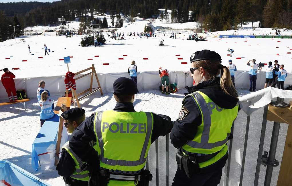 Полиция задержала в Зефельде по делу о допинге атлетов из Австрии, Казахстана и Эстонии