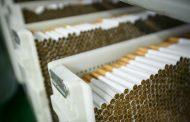 На границе таможенники задержали тонну контрабандного табака из Казахстана