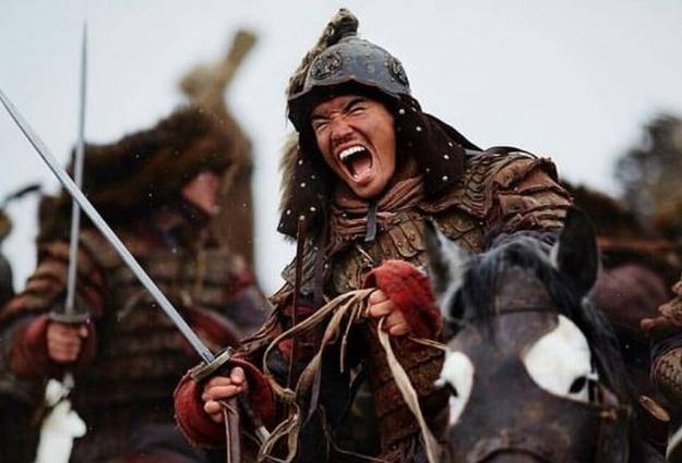Каскадеры из Казахстана приняли активное участие в съемках фильма «Тобол»