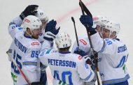 «Барыс» обыграл «Куньлунь» и оказался в шаге от победы в дивизионе Чернышева