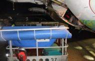Самолет получил повреждение в аэропорту Алма-Аты при погрузке багажа