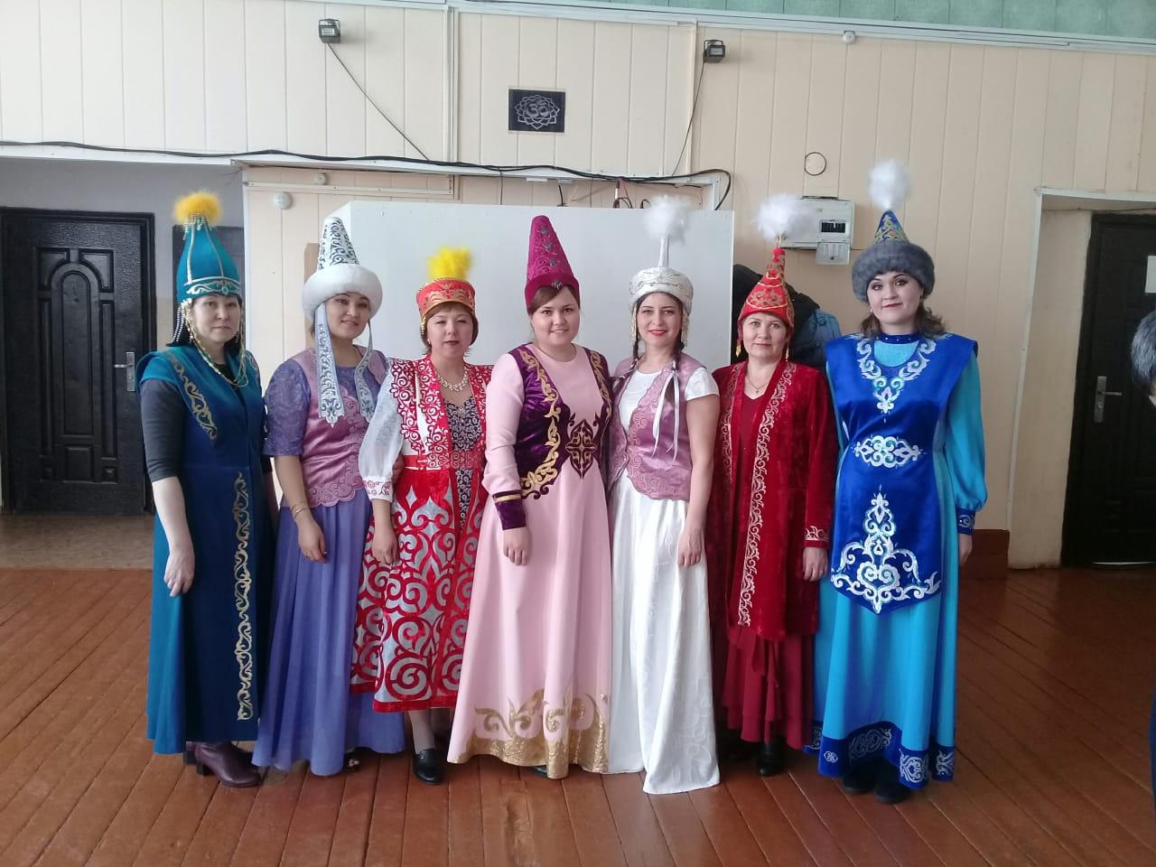 В Зауралье фестиваль собрал представителей разных национальностей