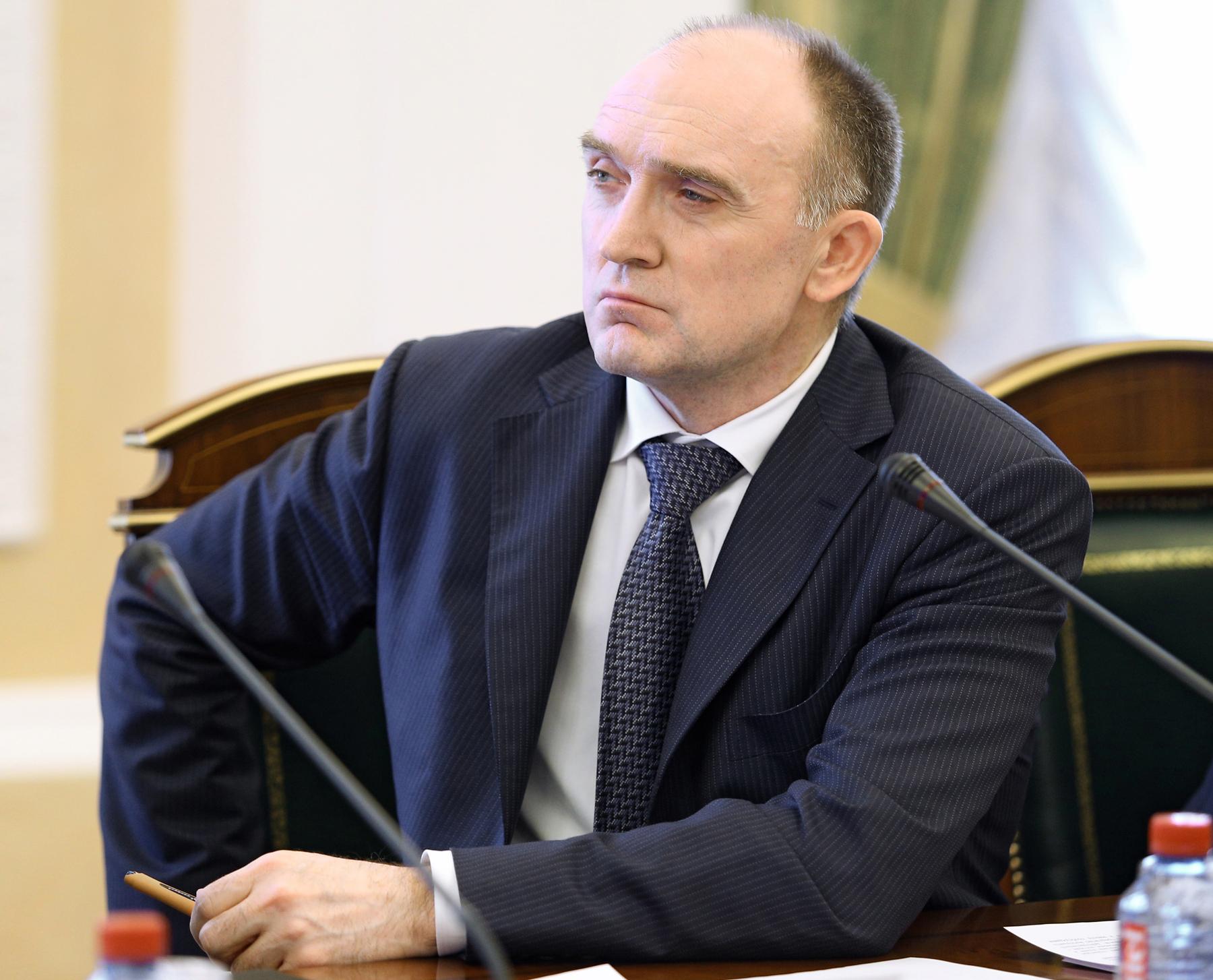 В день отставки Назарбаева покинул пост и губернатор Челябинской области