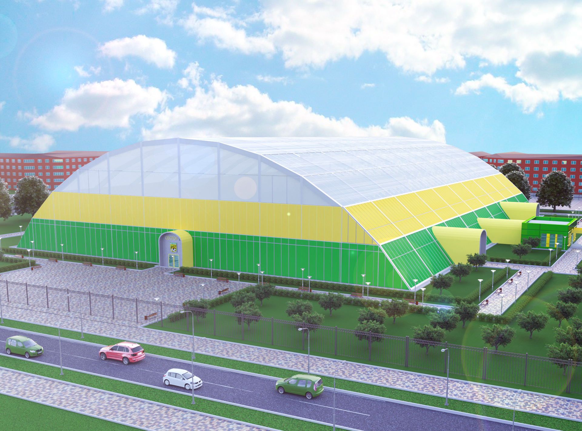 Новая футбольная арена в Костанае обошлась в 4 миллиарда тенге