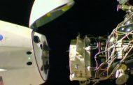Космический корабль Dragon компании SpaceX вернулся на Землю