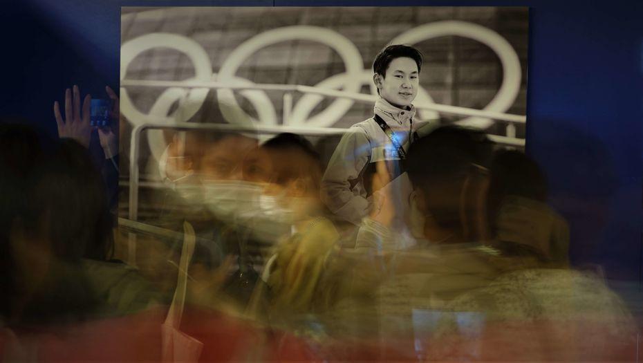 Фотовыставка «Мир Дениса Тена» прошла в Японии