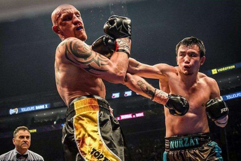 Казахстанский боксер нокаутировал аргентинца
