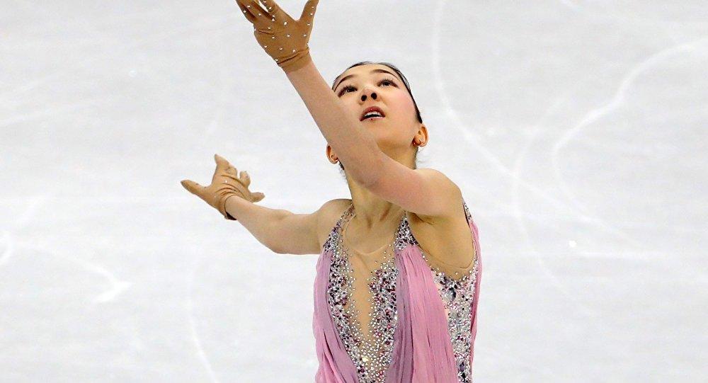 Казахстанская фигуристка Турсынбаева завоевала серебро на Универсиаде-2019