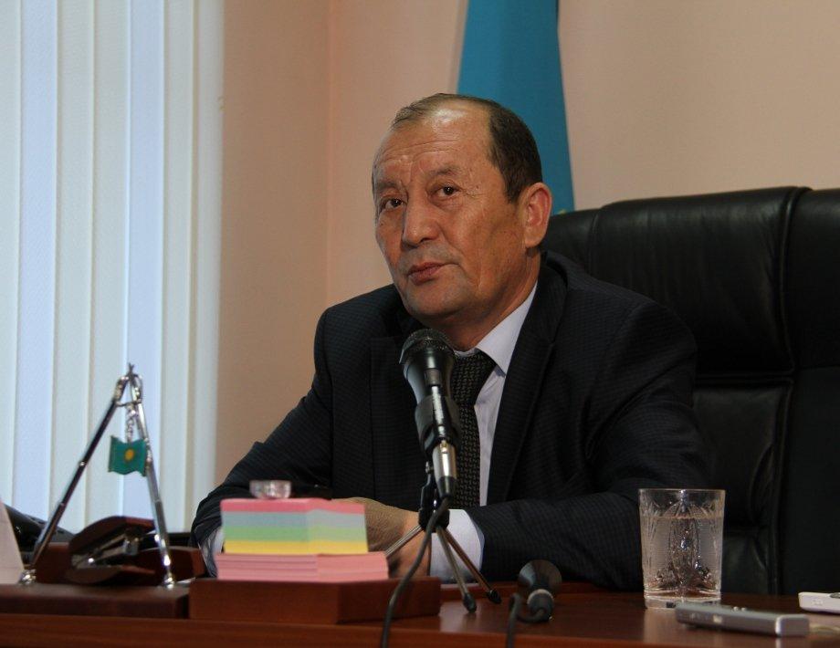 Отстранен от работы председатель Комитета по водным ресурсам МСХ