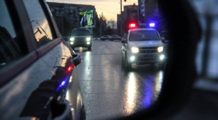 Незаметные патрульные машины появились в Павлодаре