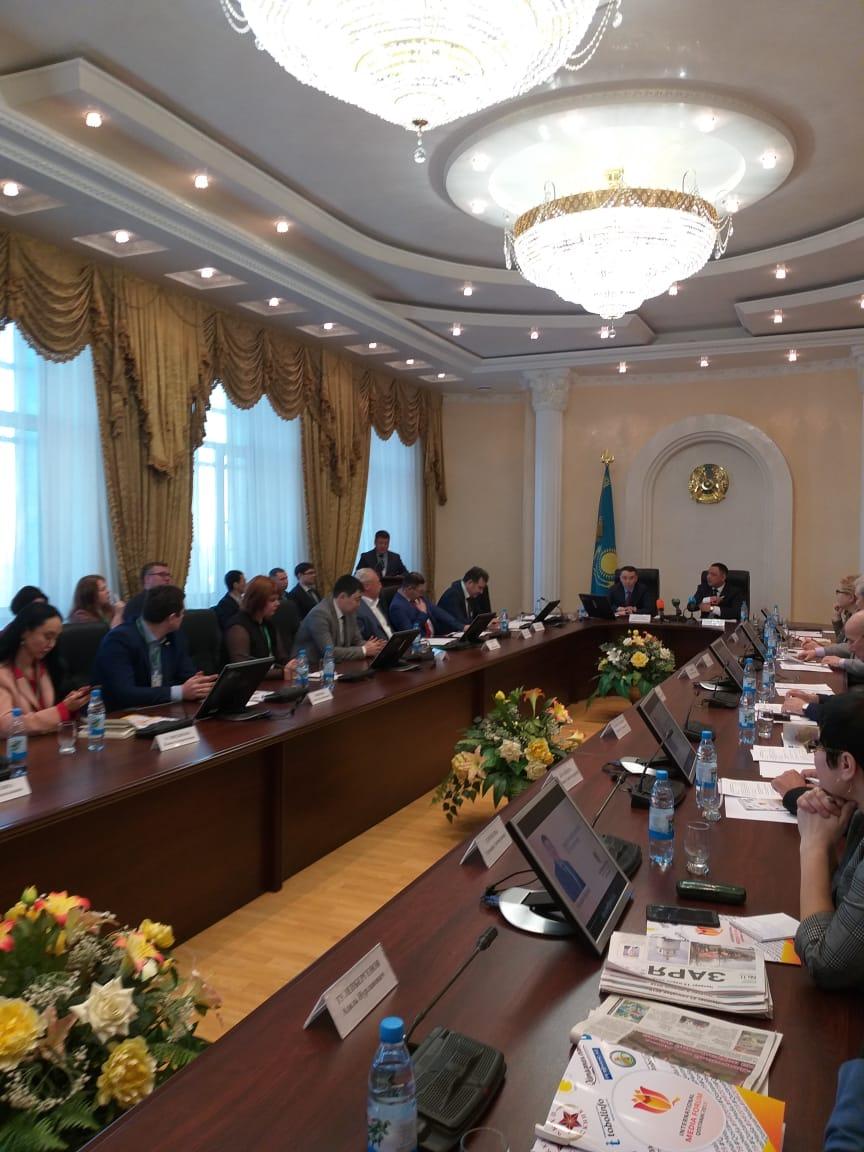 Председатель Совета директоров ТОО «Костанай.Медиа»: «Под полный контроль взять СМИ не получится»