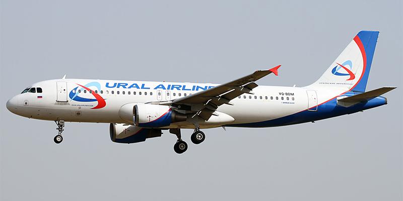 «Уральские авиалинии» выстраивают сеть полетов в Европу из Алматы