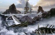 Археологи составили «карту затонувших кораблей»
