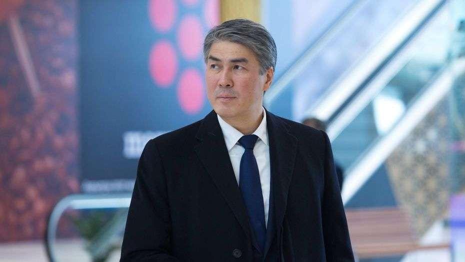 Назарбаев назначил Исекешева исполнительным директором Фонда Первого Президента РК