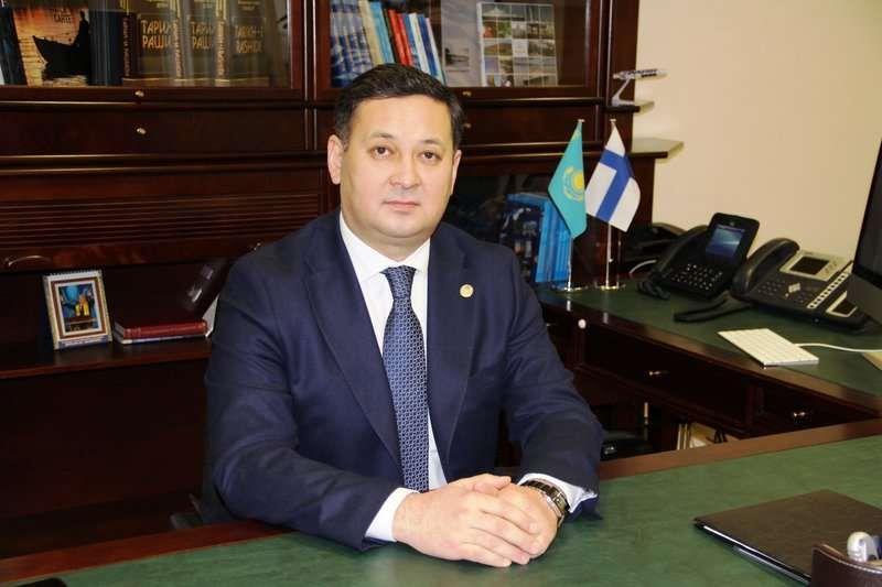 Назначен новый помощник Президента