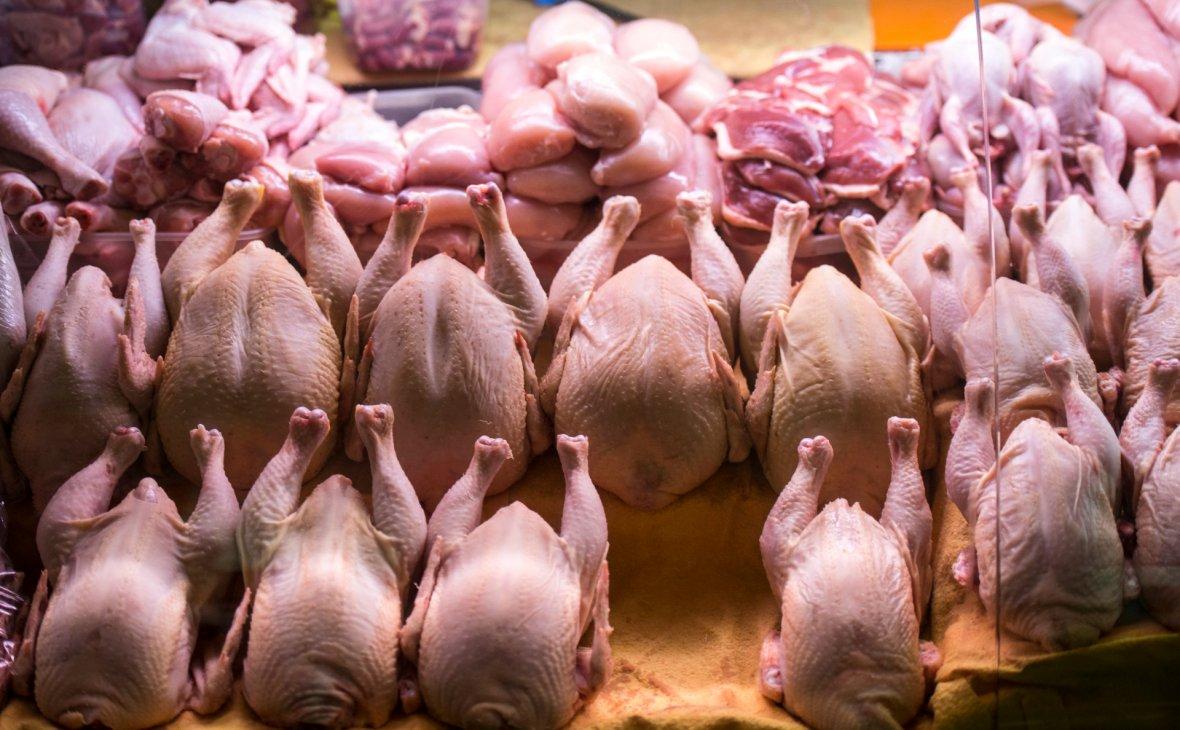 На границе забраковали куриные окорочка из Рудного