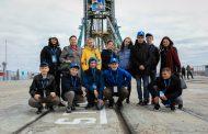 Челябинские школьники побывали на Байконуре