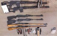 Челябинские пограничники не пропустили в Казахстан машину с оружием
