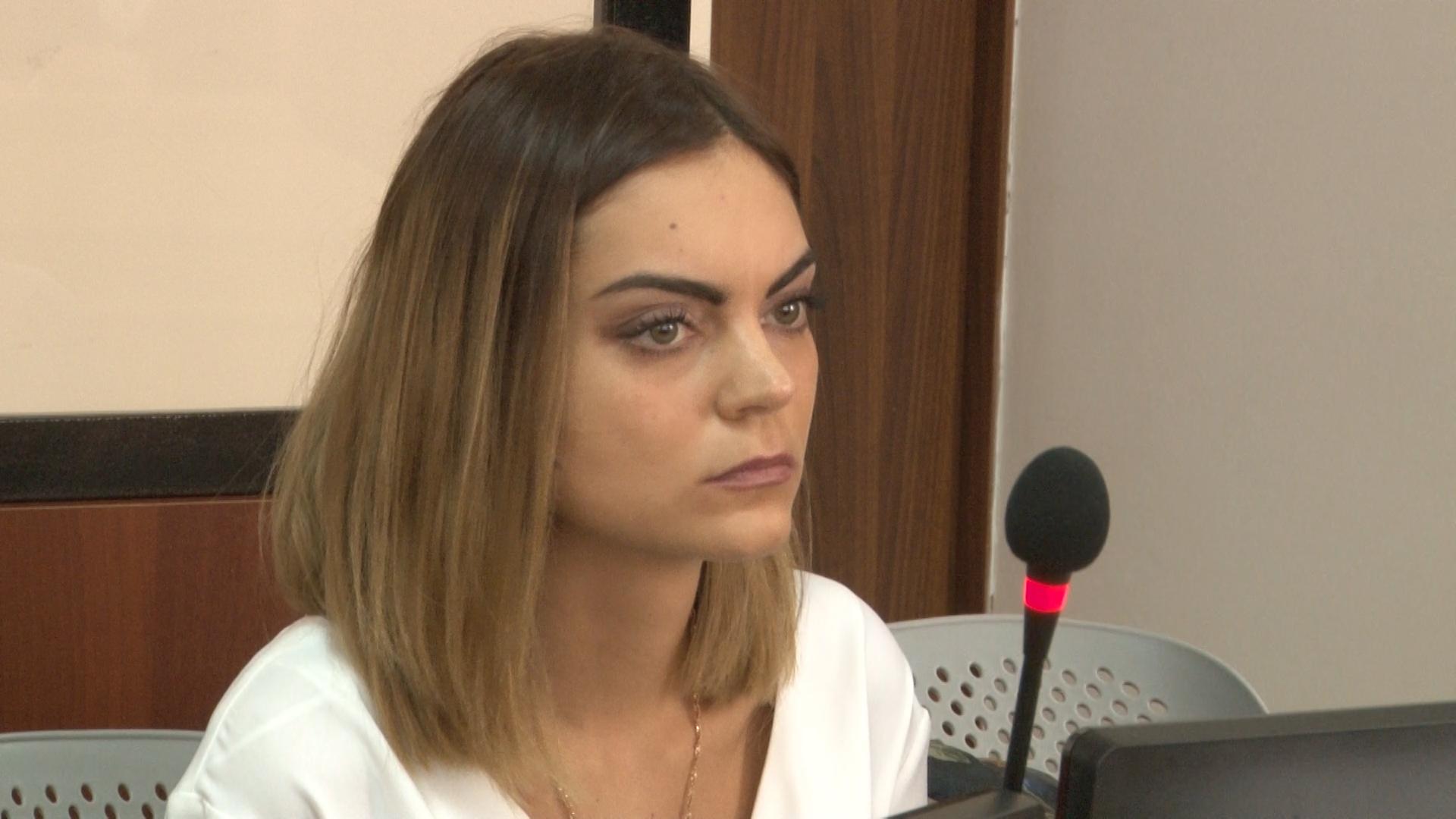 Журналистку Алину Сушко, обвиненную капитаном полиции в клевете, суд оправдал