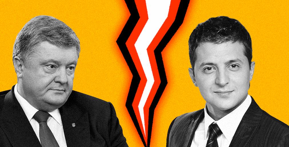 Объявлены окончательные итоги первого тура президентских выборов в Украине