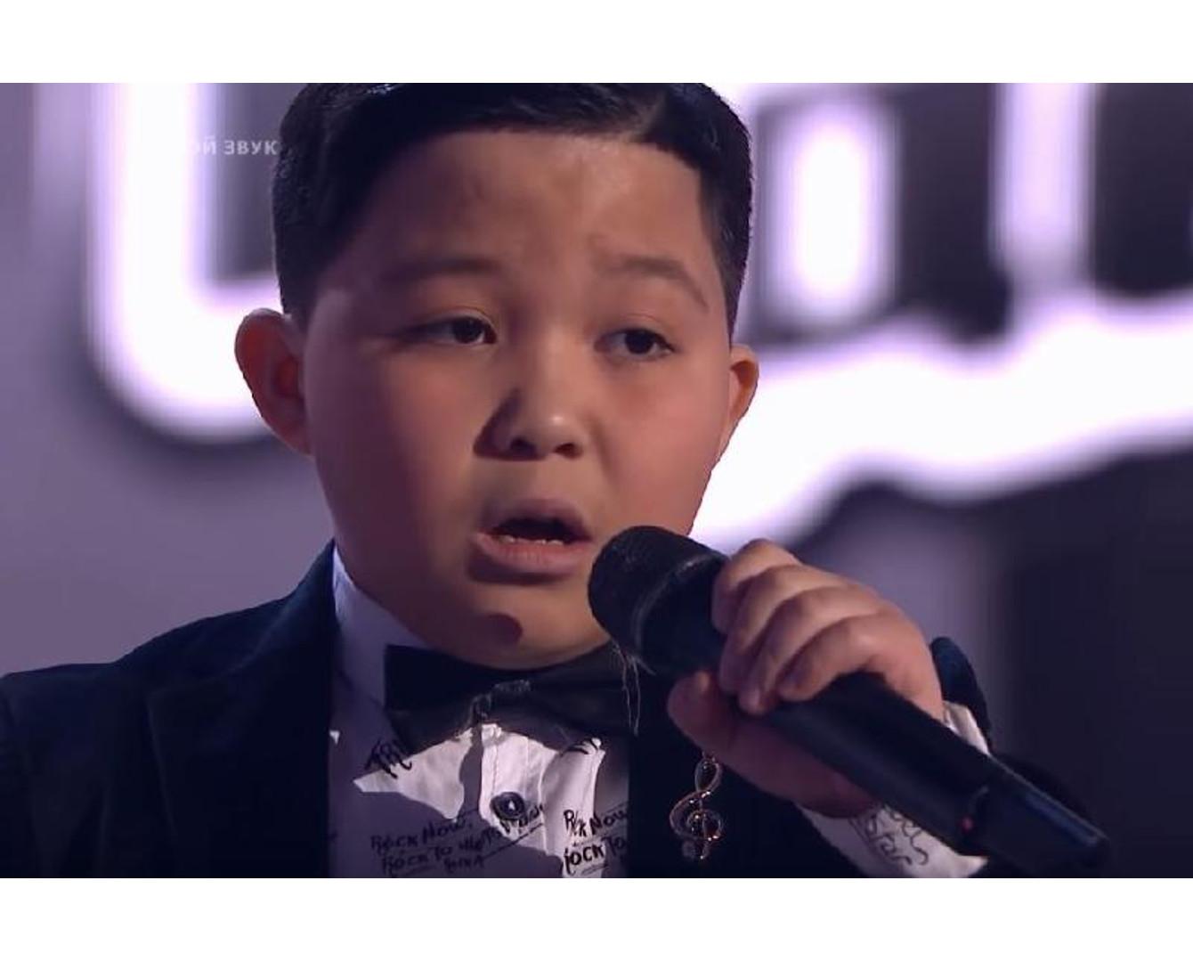 11-летний казахстанец прошел в финал российского шоу «Голос»