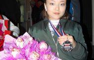 Костанайские инвалиды-колясочникипривезли две золотые медали