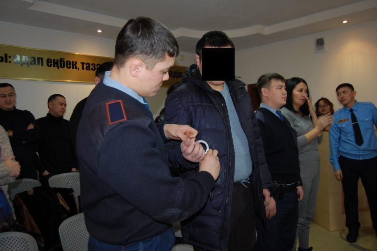 Дело «Енбек-Костанай» о 20 млн: Кайрат Успанов, приговоренный к пяти годам условно, просит суд вынести оправдательный приговор
