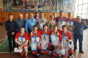 Областной чемпионат по баскетболу среди мужских команд прошел в Костанае