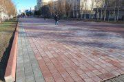 «Красную площадь» в Костанае отмоют от белого «налета»
