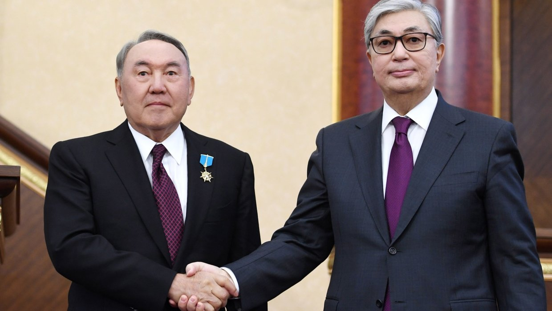 Назарбаев уверен, что новый президент Казахстана оправдает его ожидания